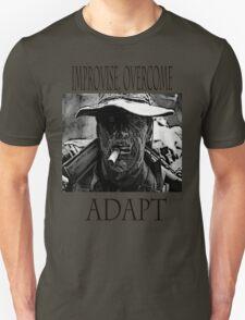Improvise,overcome,Adapt T-Shirt