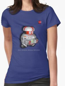 I.T HERO - V.I.N.CENT Womens Fitted T-Shirt
