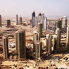 Downtown Dubai - The Burj Residences  by Adam Adami
