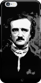 Poe iPhone Case by Shanina Conway