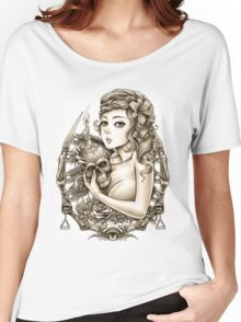 Winya No. 34 Women's Relaxed Fit T-Shirt