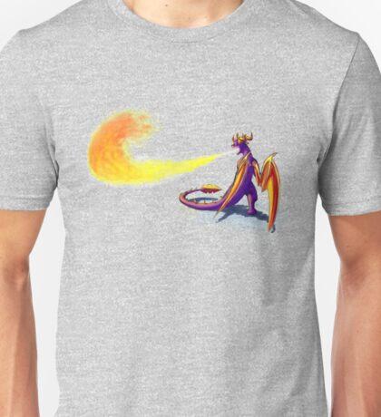 TLoS DotD - Fire Attack Unisex T-Shirt