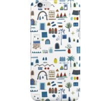 Morocco Sketch iPhone Case/Skin