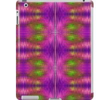 Electric Purple Reflected iPad Case/Skin