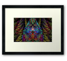 The Inner Light Framed Print