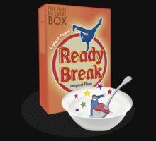 Cereal Breaker Kids Tee