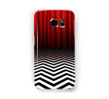 Twin Peaks - Black Lodge Samsung Galaxy Case/Skin