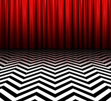 Twin Peaks - Black Lodge by DCdesign