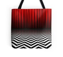 Twin Peaks - Black Lodge Tote Bag