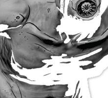 psycho villain Sticker