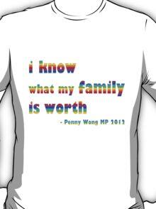 Penny Wong qanda quote T-Shirt