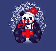 Xmas Panda Gift Unisex T-Shirt