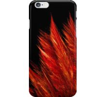 Red Feather iphone case  iPhone Case/Skin