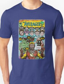 the AVERAGERS Unisex T-Shirt