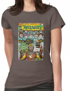 the AVERAGERS Womens Fitted T-Shirt