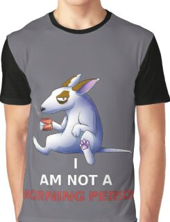 Not a Morning Person Graphic T-Shirt