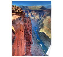 The Grand Canyon Toroweap Poster