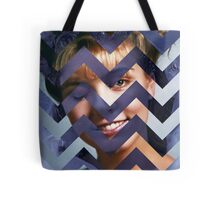 Twin Peaks - Laura Black Lodge Tote Bag