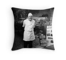 Firenze,Via Sant'Antonino(ph stefano berti) Throw Pillow