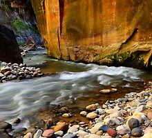 The Narrows A Bend In The River by Bob Christopher