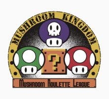 Mushroom Roulette League by MightyRain