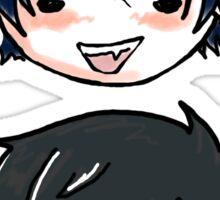 Rin and Yukio Sticker