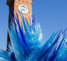 Murano Glass Blues Sticker