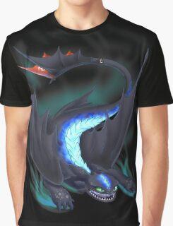 Graceful Alpha Graphic T-Shirt