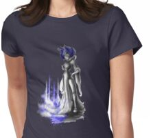 Rainbow Punk: Indigo Assasin Womens Fitted T-Shirt