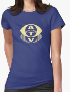 ATV Womens Fitted T-Shirt