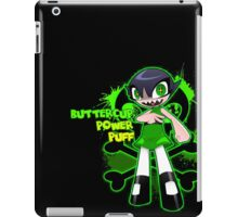 Powerpuff Girl Buttercup iPad Case/Skin