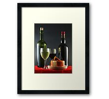 For Every Taste Framed Print