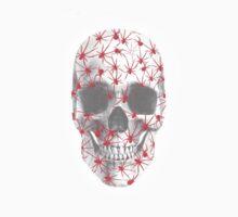 Spider skull Kids Tee