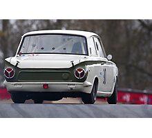 Lotus Cortina. Photographic Print