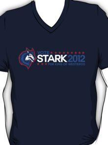 Vote Stark 2012 T-Shirt