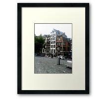 Amsterdam Delight Framed Print