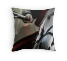 Bludgeoning Weapon Throw Pillow