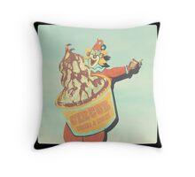 Conies & Cones Throw Pillow