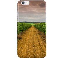Cognac Vineyard iPhone Case/Skin