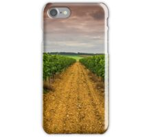 Cognac Vineyard iPhone Case/Skin