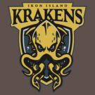 Go Krakens! by WinterArtwork