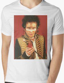 Adam Mens V-Neck T-Shirt