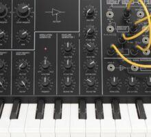 Awesome Electronic Music Synthesizer EDM Sticker