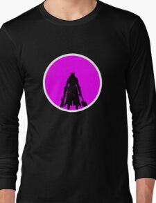 The Sky & Cosmos are Purple Long Sleeve T-Shirt