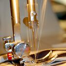 Peebles Sewing Machine in Action by photobymdavey