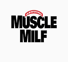 Muscle Milf T-Shirt Womens Fitted T-Shirt