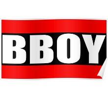 BBOY Poster