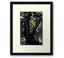 Roadside Rescue Framed Print