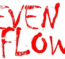 Even Flow T Shirts, Stickers and Other Gifts by zandosfactry