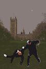 London Matrix, Martial arts Smith by Jasna